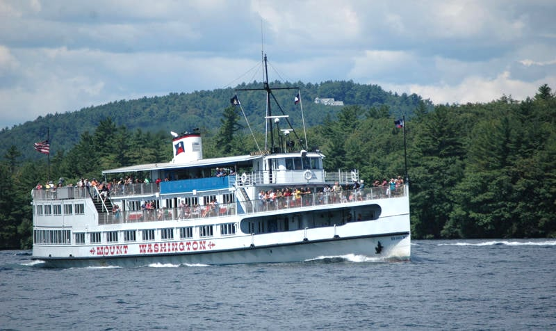 Best 8 New Hampshire Boat Excursions