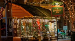 The Magical Place In Maryland Where It's Christmas Year-Round
