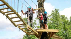 Most People Have No Idea This Incredible Adventure Park Is Hiding In Indiana