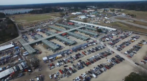 You Could Easily Spend All Weekend At This Enormous South Carolina Flea Market