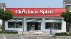 The Magical Place In Delaware Where It's Christmas Year-Round