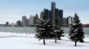 You're Going To Love These Predictions About Detroit's Mild Upcoming Winter