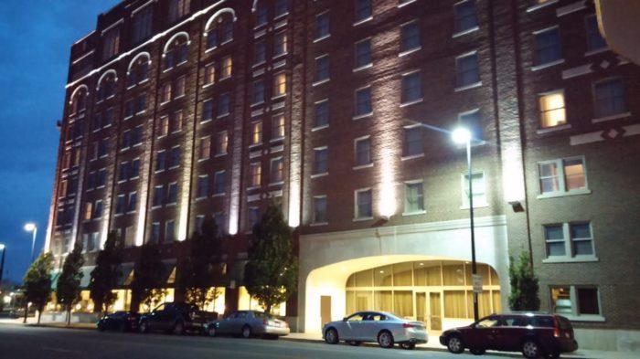 The Drury Plaza Hotel Wichita