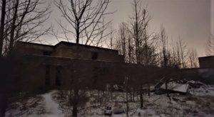 This Creepy Asylum Near Baltimore Is Still Standing… And Still Disturbing