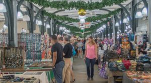 You Could Easily Spend All Weekend At This Enormous New Orleans Flea Market