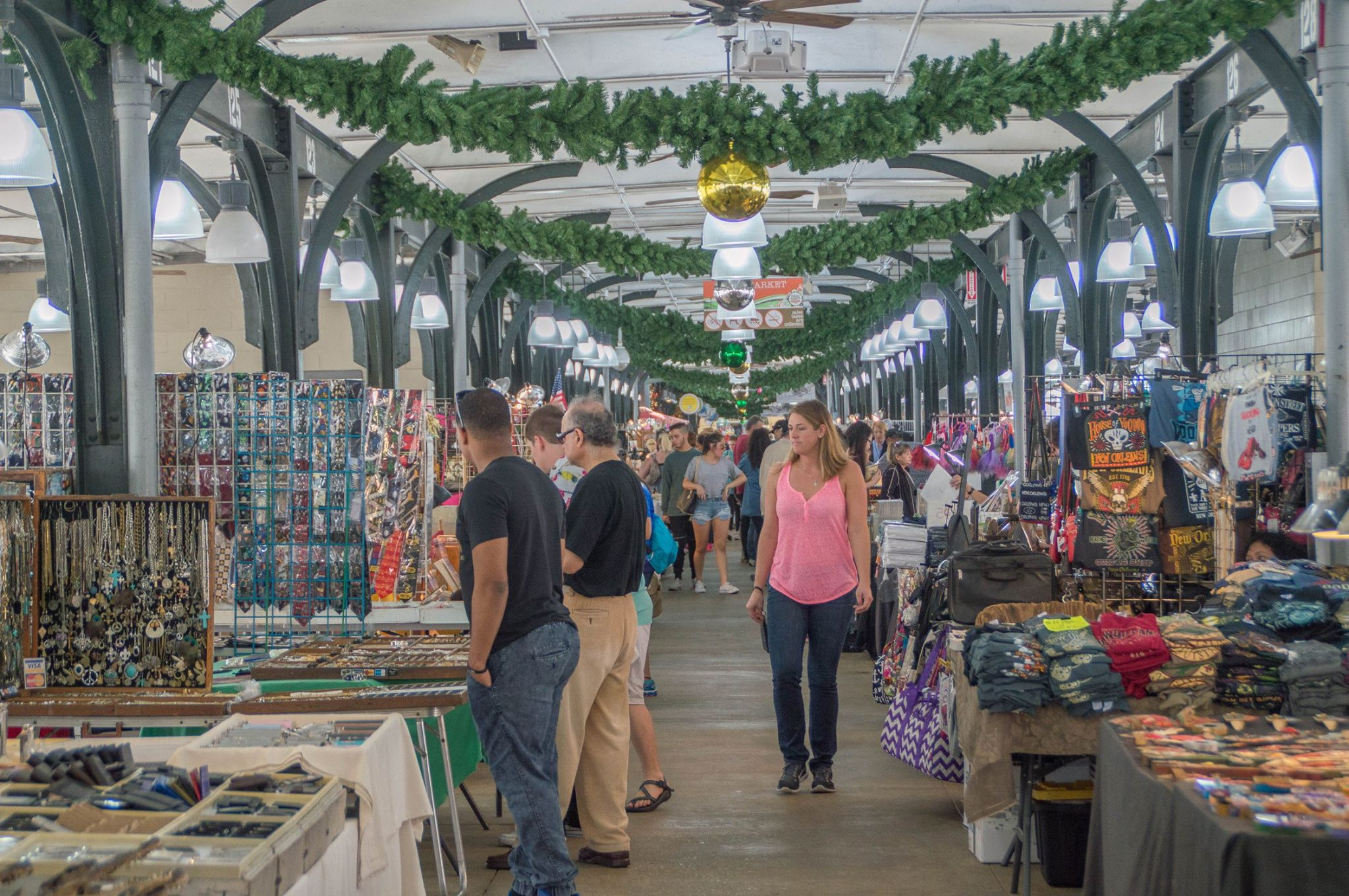 Flea Market Miami >> The French Market Is The Best Market In New Orleans