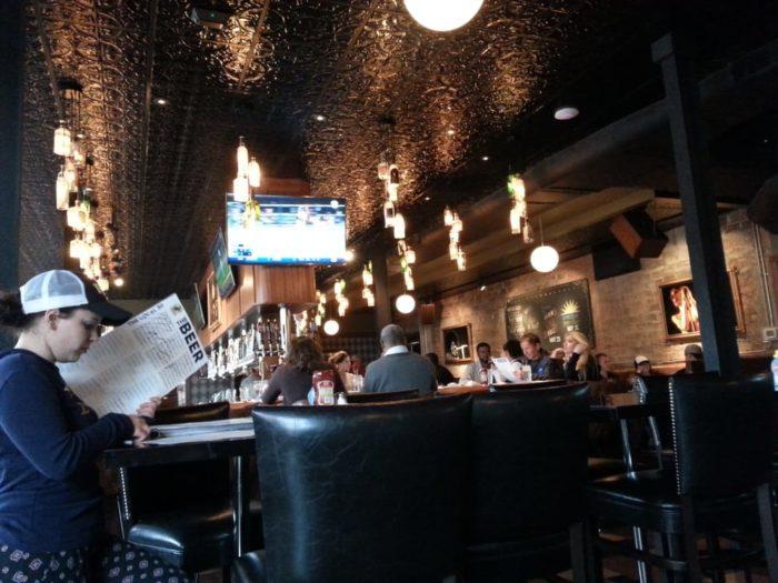 8 Restaurants To Try Along Woodward Avenue Detroit