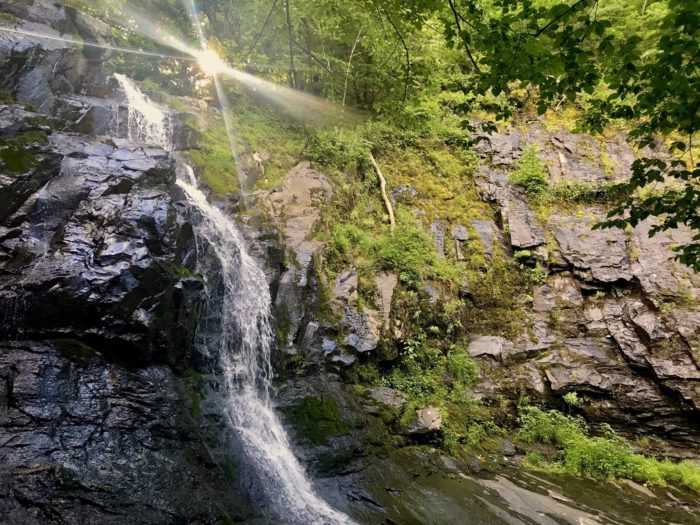 Doyles River Falls Hike Takes You To Two Beautiful
