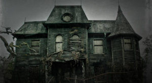 "There's Nothing More Terrifying Than A Trip Inside Stephen King's Horrifying ""It"" House"