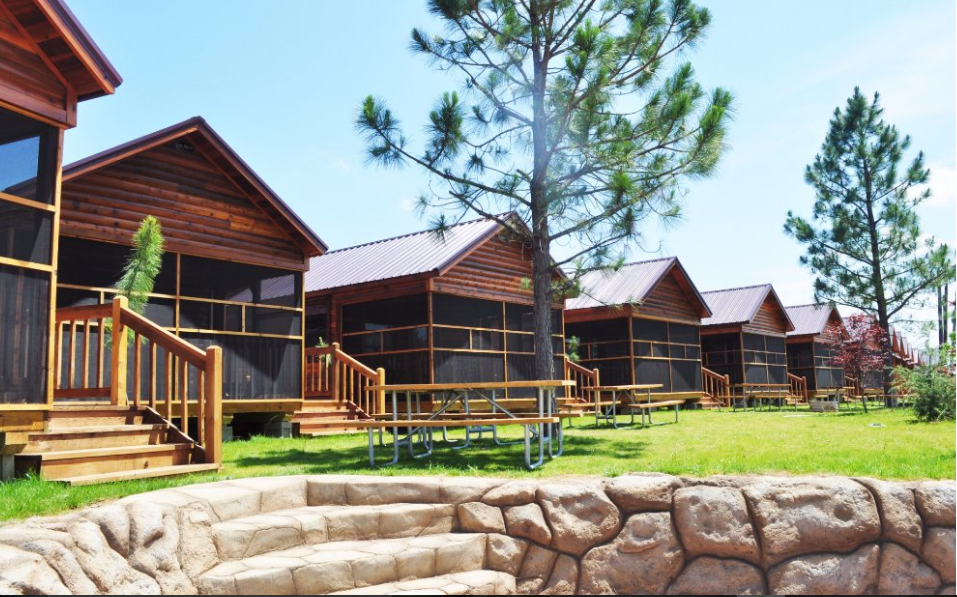 Jellystone Park Is The Best Luxury Campground In Texas