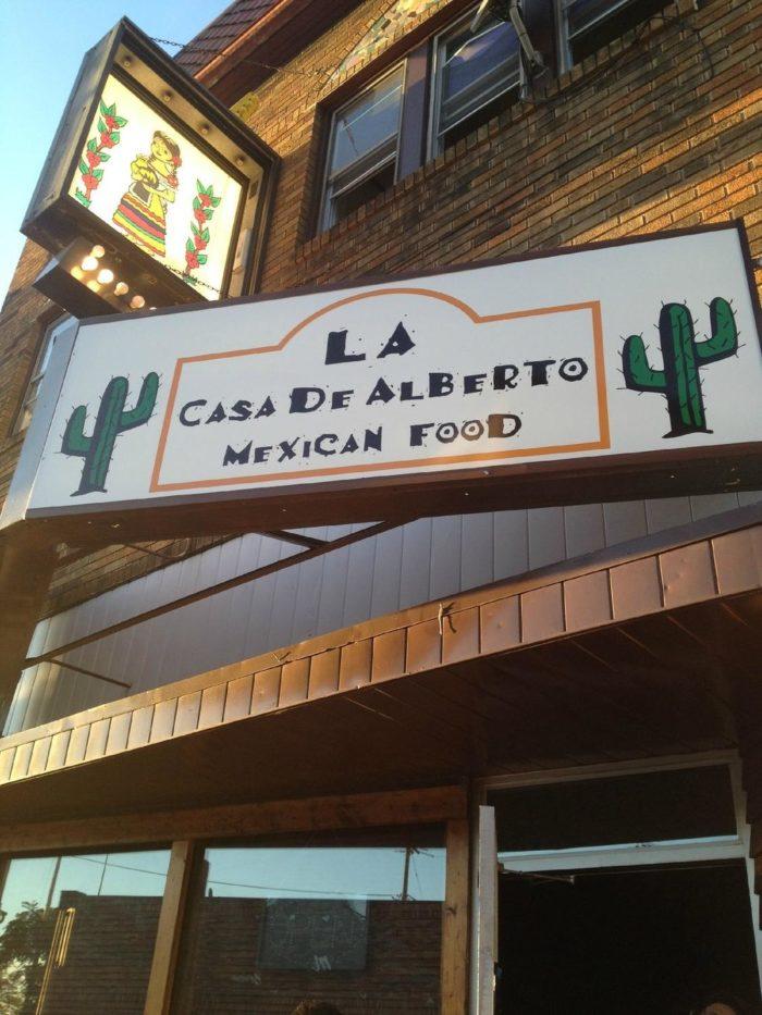 1 La Casa De Alberto