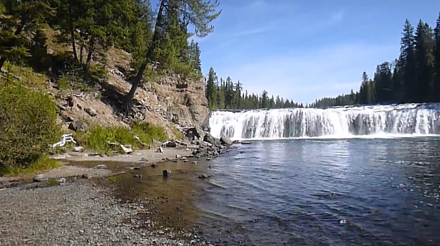 Hike To This Remote Wyoming Waterfall For An Memorable