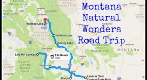 This Natural Wonders Road Trip Will Show You Montana Like You've Never Seen It Before