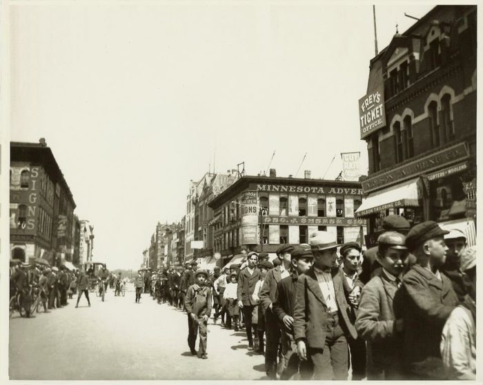 14 Oldest Photos Taken In Minneapolis