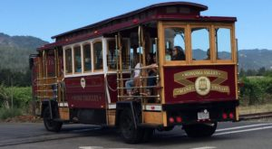 There's A Magical Trolley Ride In Northern California That Most People Don't Know About