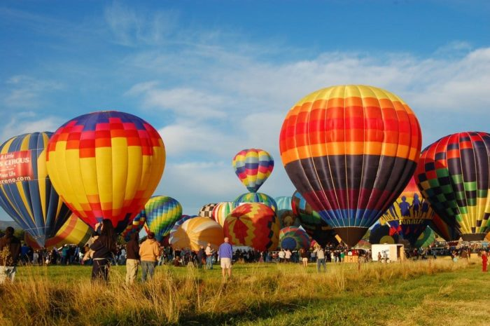 The Largest Free Hot Air Balloon Festival In The World Is
