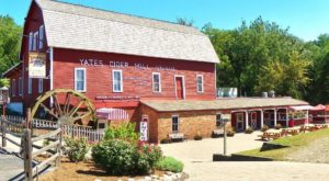 These 9 Charming Cider Mills In Michigan Will Have You Longing For Fall