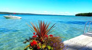 There's A Lake In Michigan With Caribbean Blue Waters And You'll Want To Visit