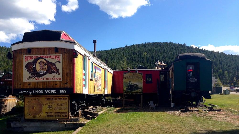 Cars And Coffee San Diego >> Train Cars Coffee Company Is Best Train Restaurant Near Denver