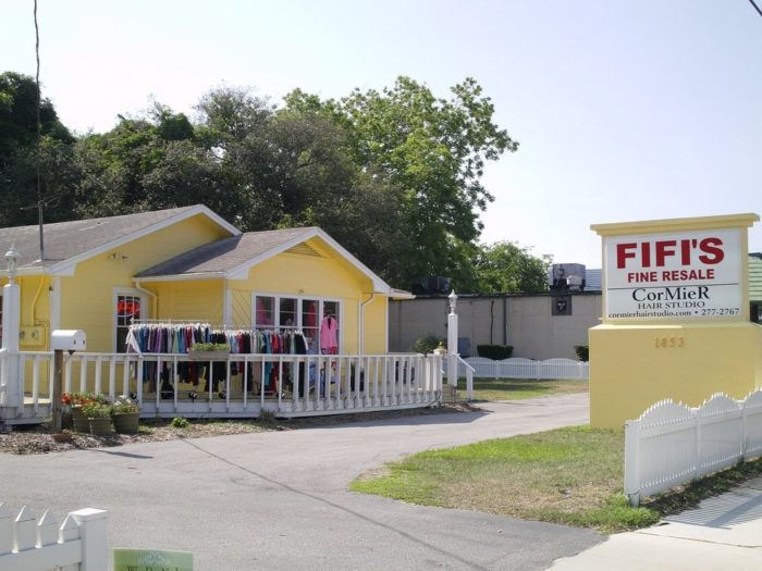 Thrift Clothing Stores Tallahassee