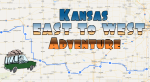 This Adventure From East To West Takes You Through The Best Of Kansas
