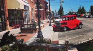 You'll Never Want To Leave This Charming Main Street In Oklahoma