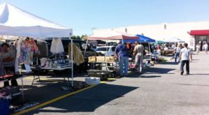 Everyone In Baltimore Should Visit This Epic Flea Market At Least Once