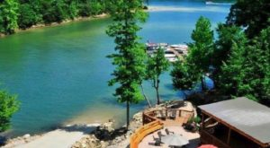 The Sapphire Lake In Alabama That's Devastatingly Gorgeous
