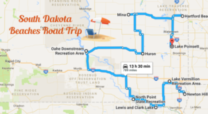 The Hidden Beaches Road Trip That Will Show You South Dakota Like Never Before