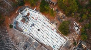 Staggering Drone Video Of An Abandoned Water Park Hiding In South Carolina