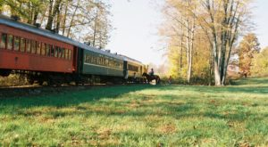 3 Epic Train Rides In Indiana For That Wonderful Scenic Experience You Need