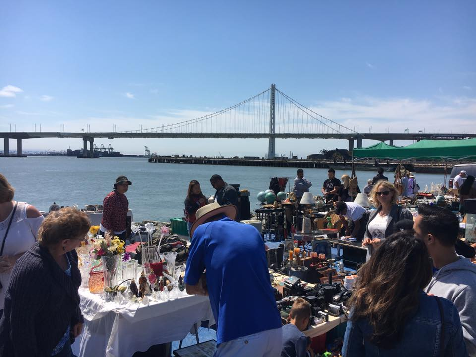 Treasure Island Flea Is The Best Flea Market In San Francisco