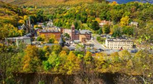 The One Pennsylvania Town Everyone Must Visit Come Fall