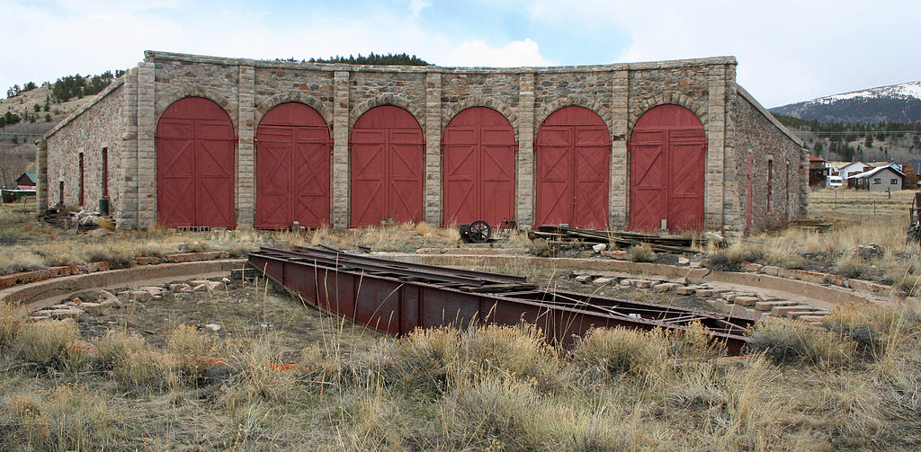This historic colorado building is one of the last of its for Railroad depot plans