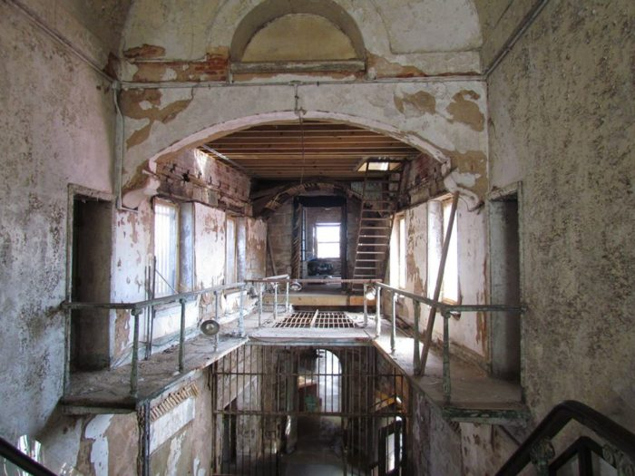 West Virginia Penitentiary The Haunted Prison In West