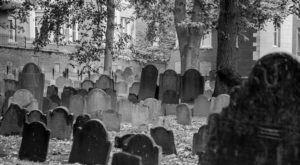 9 Disturbing Cemeteries In Massachusetts That Will Give You Goosebumps