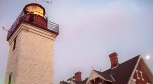 The Dark History of This Haunted Lighthouse Near Buffalo Is Seriously Creepy
