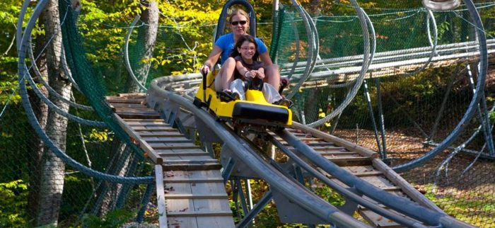 The Mountain Coaster In New York That S Simply