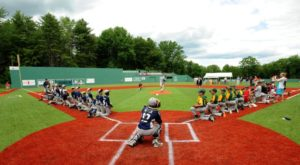Most People Don't Know There's A Little Major League Ballpark In Maine