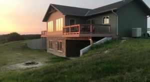 Wake Up To A View At This Jaw Dropping Cabin Getaway In Nebraska