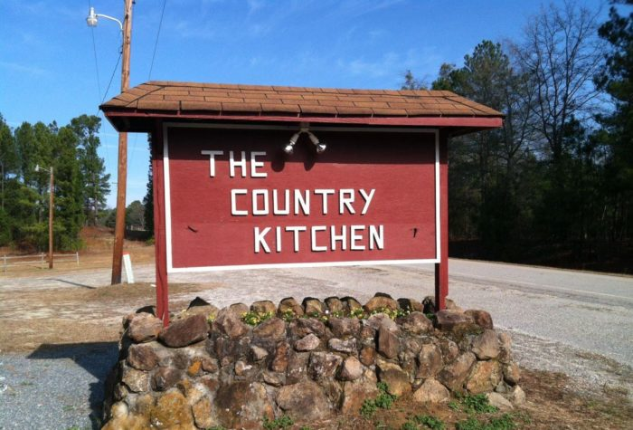 Country Kitchen Buffet Barnesville Ga