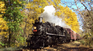 There's No Better Way To Celebrate Fall Than A Ride On New Jersey's Great Pumpkin Train