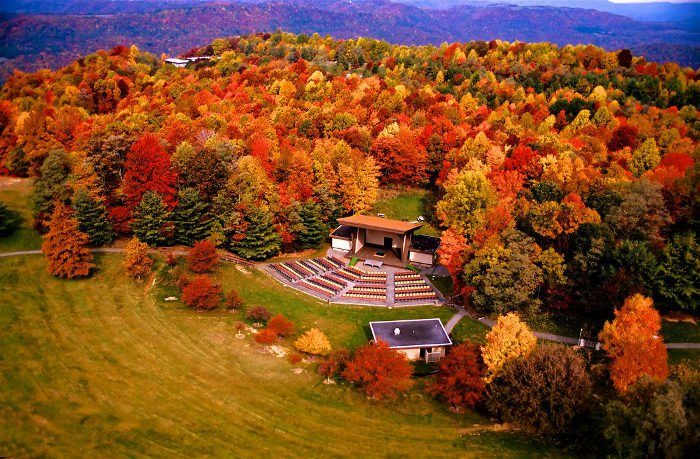 11 places in west virginia full of surreal beauty in the