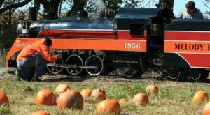 The Pumpkin Patch Train Ride In Wisconsin That Everyone In Your Family Will Love