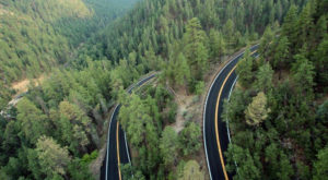 9 Incredible Highways In Arizona That Take You From The Desert To The Forest