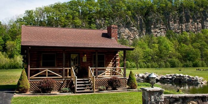 Wake Up To A View At This Jaw Dropping Cabin Getaway In