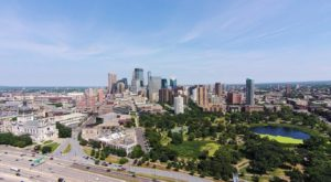 These 11 Aerial Photos of Minneapolis Will Leave You Mesmerized