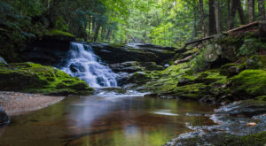 The Hike In Maine That Takes You To Not One, But TWO Insanely Beautiful Waterfalls