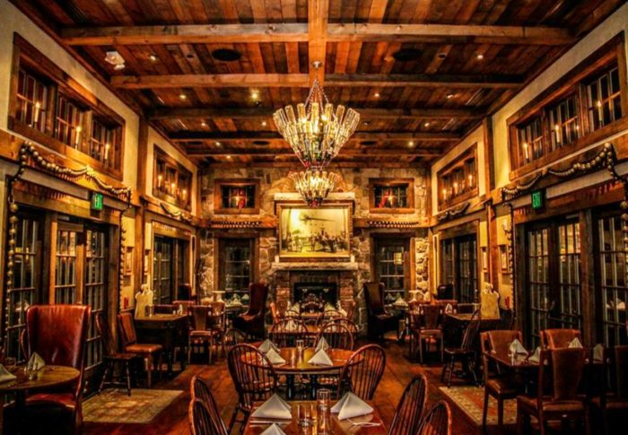 The 11 Most Beautiful Restaurants In All Of Massachusetts
