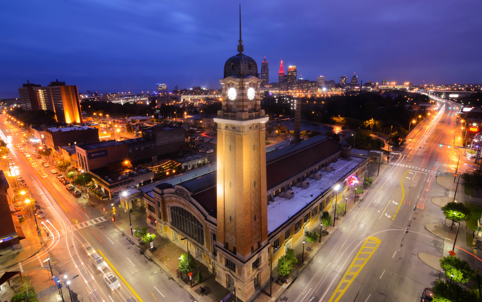 9 Most Historic Neighborhoods In Cleveland